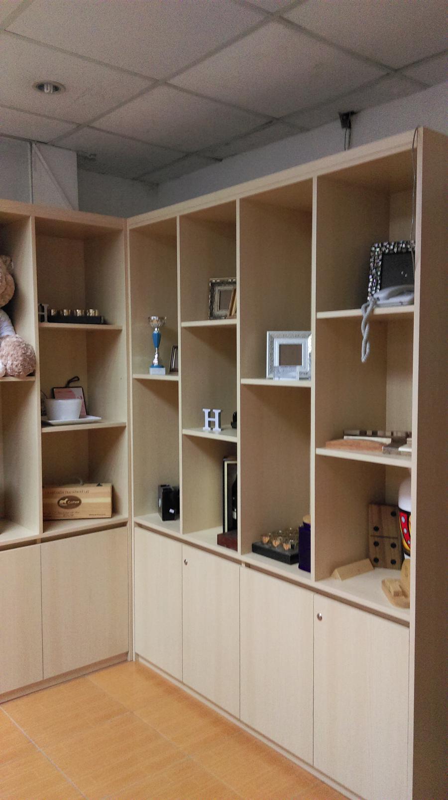 Thiết kế thi công nội thất văn phòng OSSSO