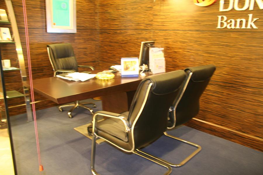 thiết kế nội thất văn phòng Đông Á Bank