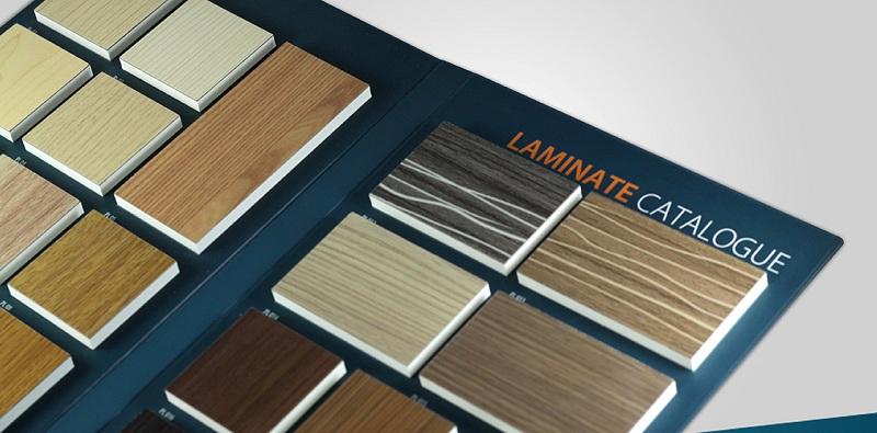 Sử dụng chất liệu laminate trong thiết kế nội thất văn phòng