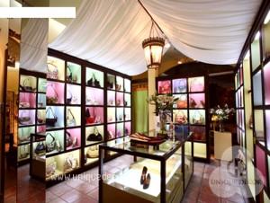 Thiết kế thi công nội thất Shop trưng bày