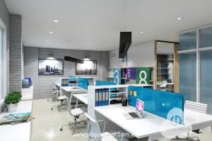 Văn Phòng Công Ty BĐS Trung Mỹ