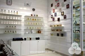 Thiết kế thi công nội thất Shop, cửa hàng trưng bày