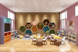 Phòng Giải Trí – Trường Tiểu Học