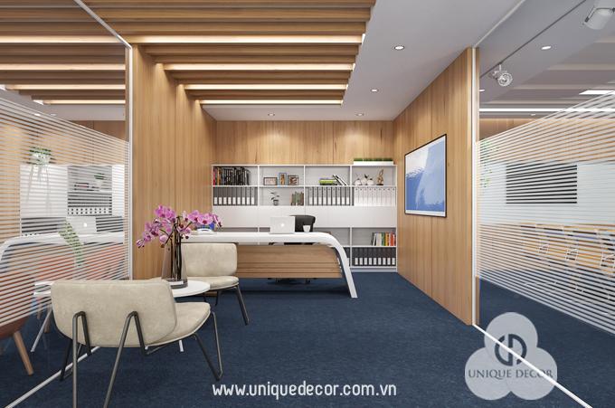 Nếu được chọn đơn vị thiết kế nội thất văn phòng ?