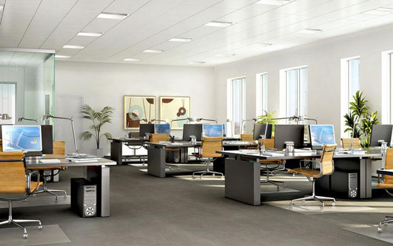 ánh sáng văn phòng2