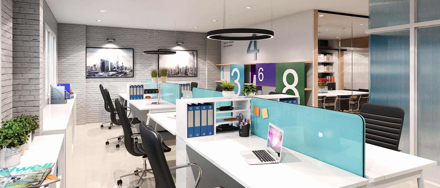 Công ty TNHH Nội Thất Unique Decor Top 5 đơn vị thi công nội thất văn phòng đẹp