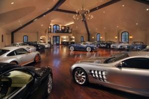 Tư vấn thiết kế thi công nội thất showroom ô tô hiện đại