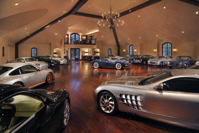 thiết kế nội thất showroom ô tô1