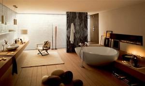 Ý tưởng thiết kế spa tại nhà đơn giản mà hiệu quả
