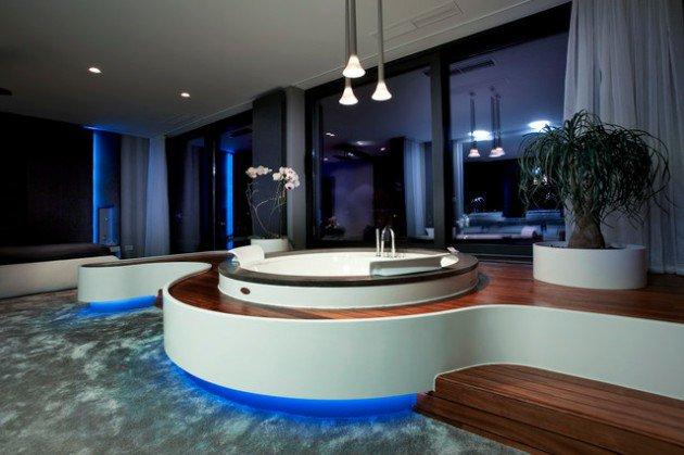 thiết kế phòng tắm spa12