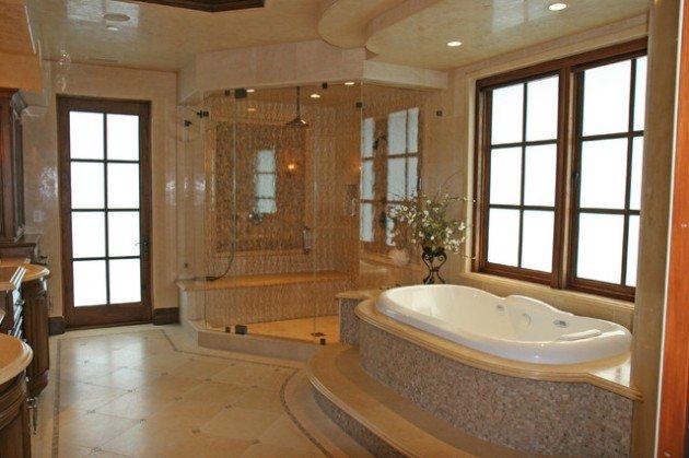 thiết kế phòng tắm spa14