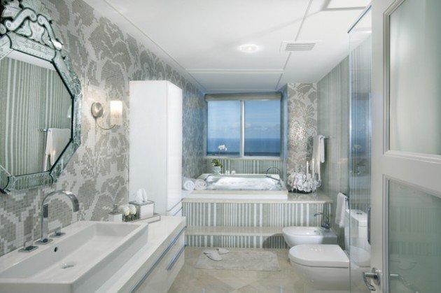 thiết kế phòng tắm spa15