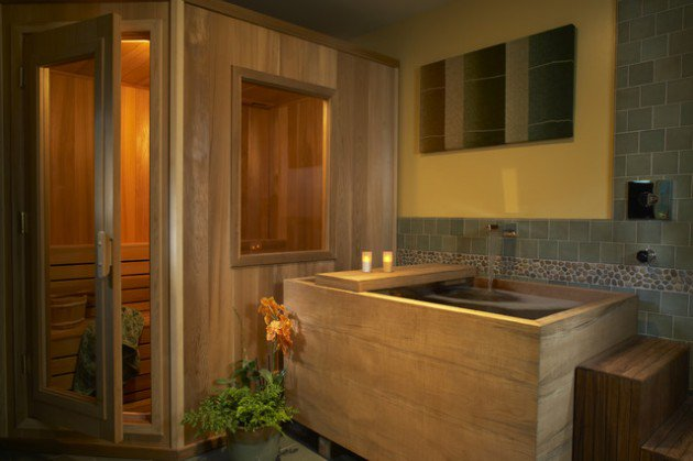 thiết kế phòng tắm spa2