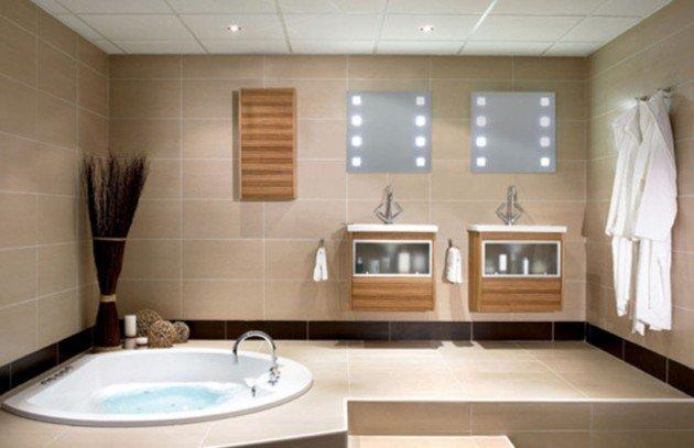 thiết kế phòng tắm spa20