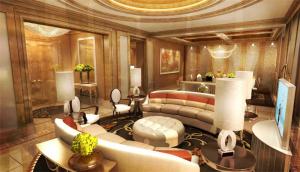 Tiêu chuẩn thiết kế nội thất khách sạn mới nhất 2018