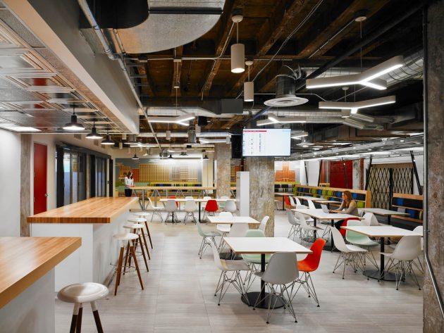 ý tưởng thiết kế văn phòng tuyệt vời13