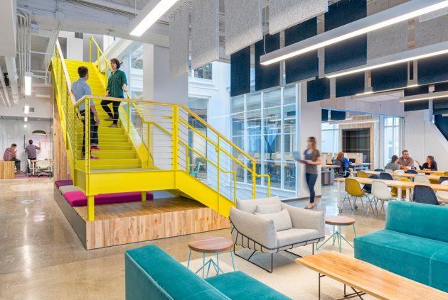 ý tưởng thiết kế văn phòng tuyệt vời8