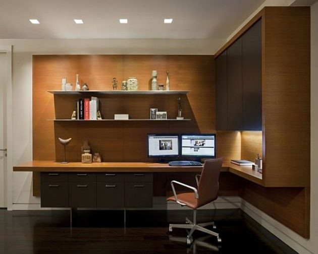 Tiêu chí thiết kế văn phòng tại nhà2