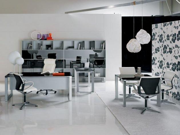 mẫu thiết kế văn phòng làm việc10