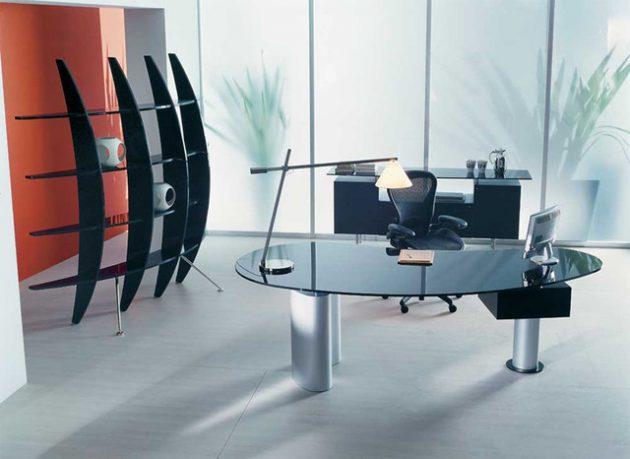 mẫu thiết kế văn phòng làm việc11