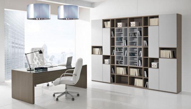 mẫu thiết kế văn phòng làm việc3