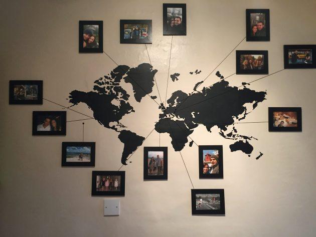 trang trí tường2