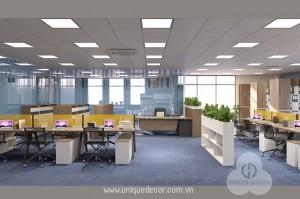 Báo giá thiết kế văn phòng hiện đại phong cách riêng biệt