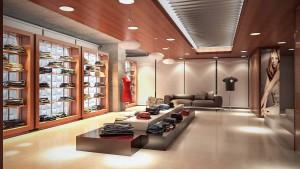 Xu hướng thiết kế nội thất showroom tiện ích hiện đại