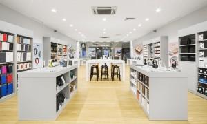 Phong cách thiết kế nội thất showroom diện tích nhỏ
