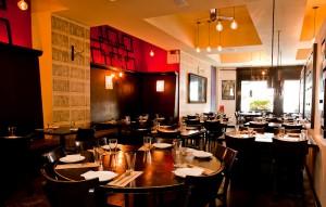 Thiết kế nội thất nhà hàng Hàn Quốc hiện đại sang trọng
