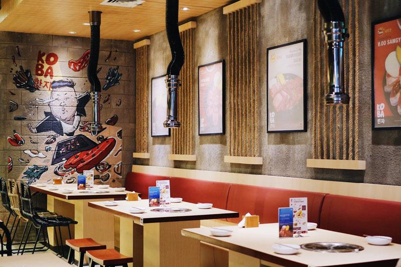 Thiết kế thi công nội thất nhà hàng thức ăn nhanh theo yêu cầu