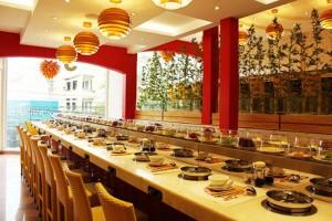 Thiết kế nhà hàng ăn uống đẹp, cao cấp