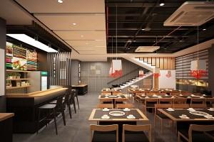 Lựa chọn công ty trang trí nội thất nhà hàng thức ăn nhanh