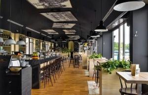 Tư vấn thiết kế nhà hàng thức ăn nhanh