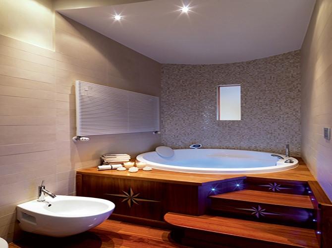 phòng tắm spa