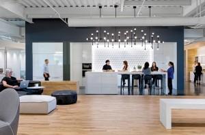 Xu hướng thiết kế văn phòng thịnh hành năm 2019