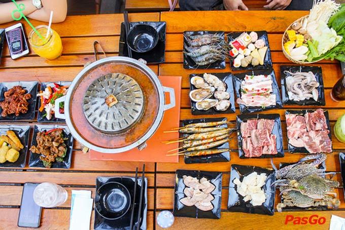 Nhà hàng lẩu nướng Thái Lan