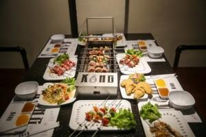 6 kiểu nhà hàng nướng đang rất thịnh hành ngày nay ?