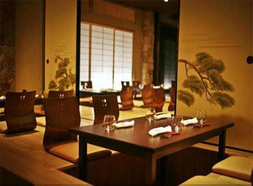 Thiết kế nội thất nhà hàng kiểu Nhật