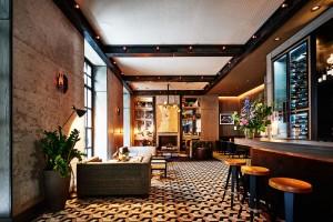 Thiết kế nội thất nhà hàng kiểu Pháp