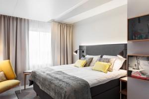 10 ý tưởng thiết kế phòng ngủ khách sạn
