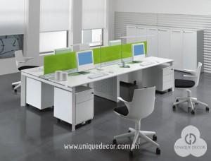 Màu sắc thiết kế nội thất văn phòng