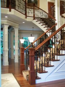 Cầu thang – Những lưu ý phong thủy khi thiết kế ngôi nhà của bạn
