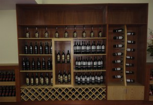 Thiết kế thi công nội thất showroom Rượu Vĩnh Long