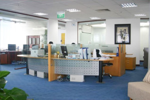 Tư vấn thiết kế nội thất văn phòng cho công ty mới thành lập