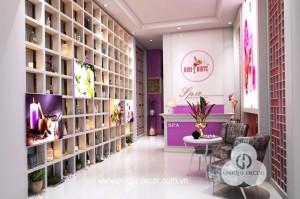 Thiết kế nội thất showroom, shop cần tiêu chí nào?