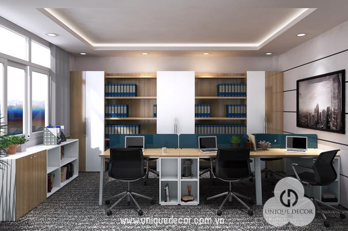Lựa chọn công ty nội thất văn phòng uy tín