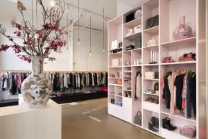 Ý nghĩa màu sắc trong thiết kế nội thất shop thời trang