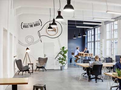 tiêu chí thiết kế văn phòng hiện đại