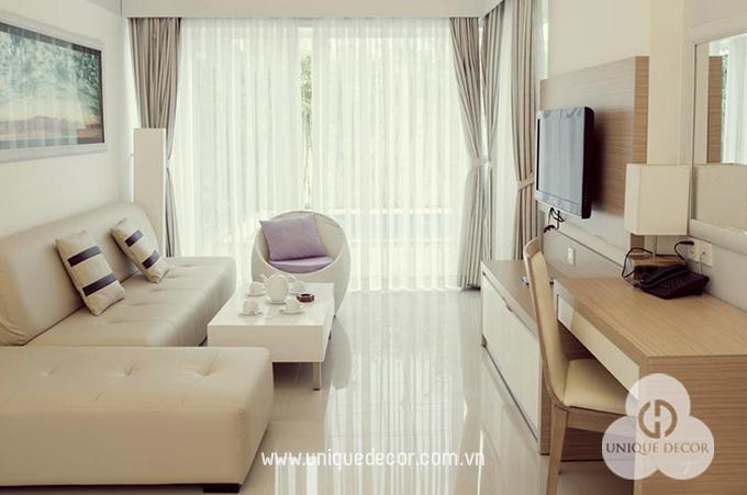 Điều nên làm khi thiết nội thất khách sạn mini
